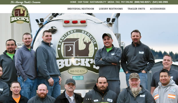 Buck's Sanitary Service