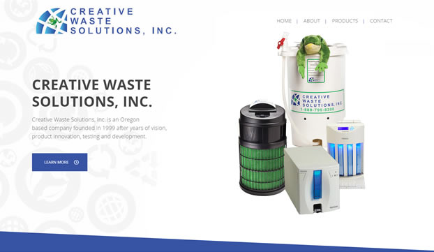 Creative Waste Solutions Inc.