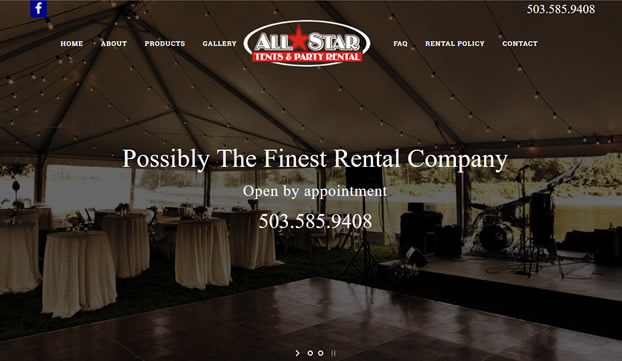 All Star Tents