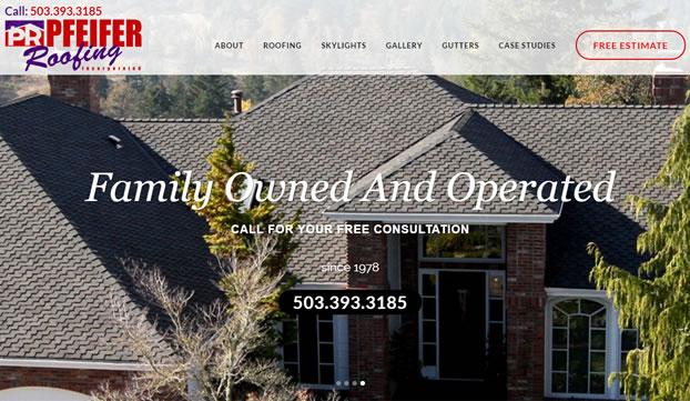 Pfeifer Roofing Inc.