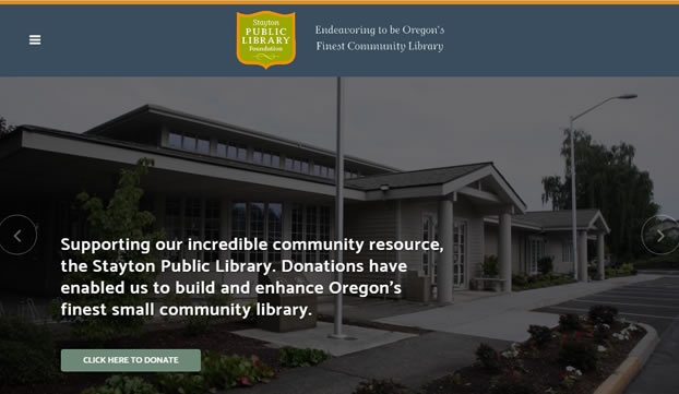 Stayton Public Libary Foundation