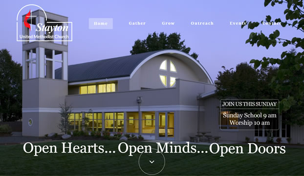 Stayton United Methodist Church