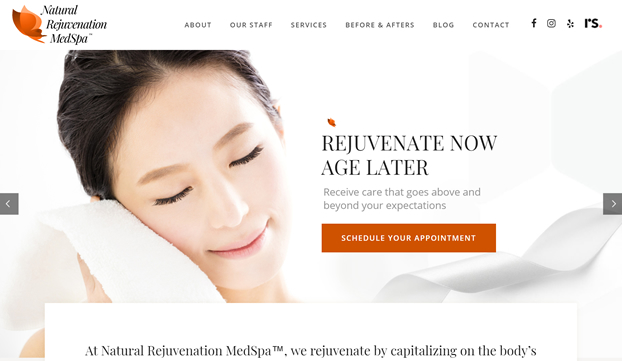 Natural Rejuvenation MedSpa