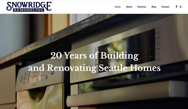 Snowridge Remodeling